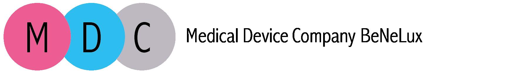 Medical Device Company BeNeLux Logo